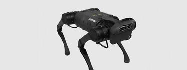 Unitree A1, el perro-robot similar a Spot de Boston Dynamics que se puede usar como mascota