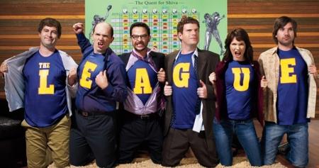 FX renueva la comedia 'The League' por una quinta temporada