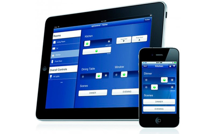 Control domótico vía iPad