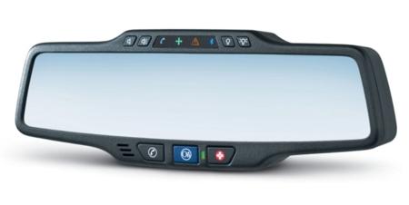 GM OnStar espejo retrovisor interior