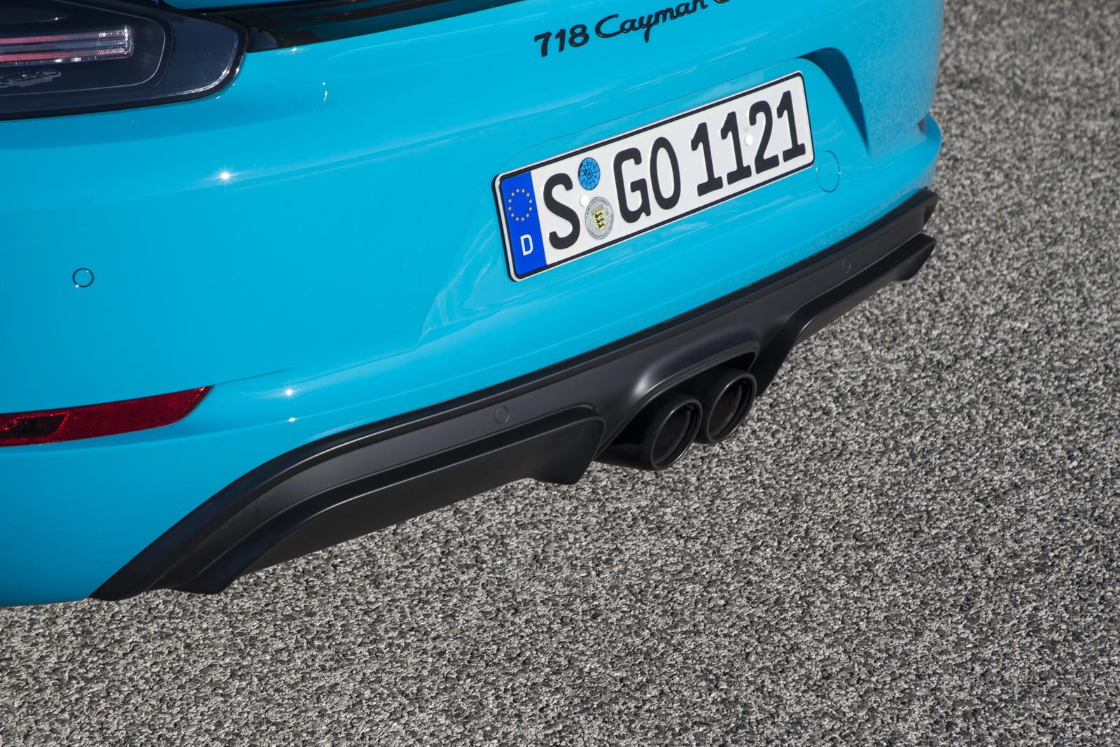 Foto de Porsche 718 GTS (48/64)