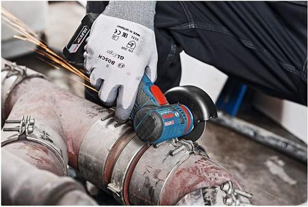 Ofertas del día en herramientas Bosch Professional: focos, amoladoras, niveles y decapadoras rebajadas en Amazon hasta medianoche