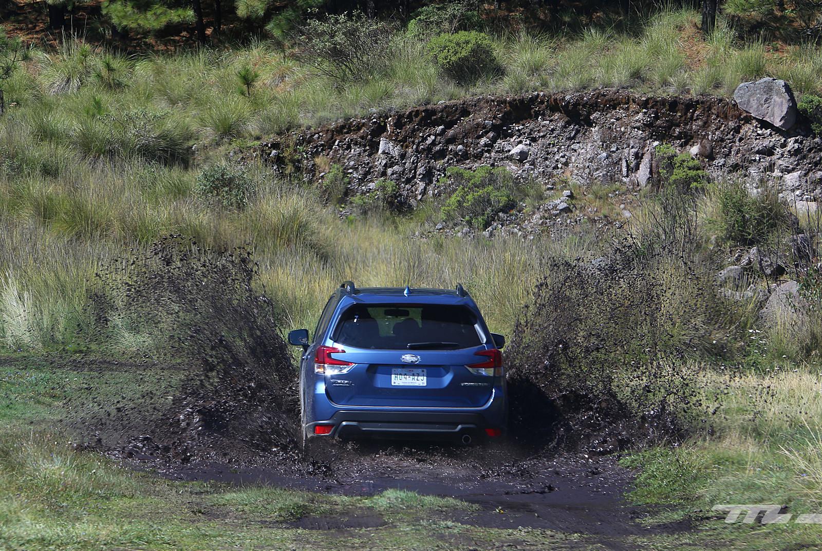 Foto de Subaru Forester 2019 (lanzamiento en México) (10/25)