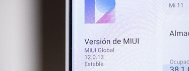 Qué significan las letras y números de la versión de MIUI de tu móvil Xiaomi