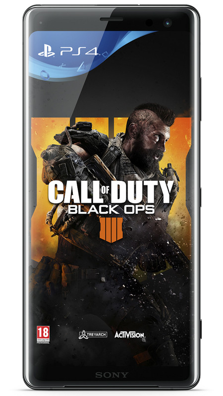 Sony Xperia XZ3 Call Of Duty