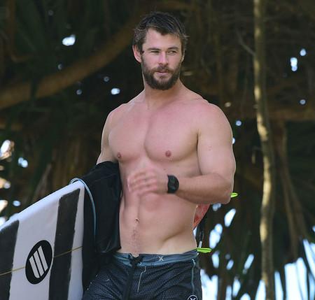 El Thorso más deseado cumple 37 años de 'six pack' impecable, ¡Felicidades Chris Hemsworth!