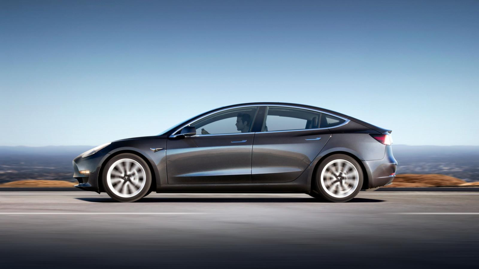 Foto de Tesla Model 3 - detalles (1/10)