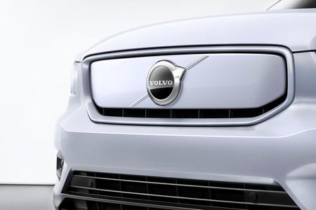 Volvo Logo Electrico