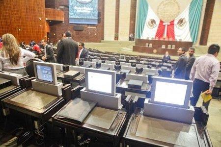 Nuestros diputados invierten 92 millones de pesos en un tablero electrónico