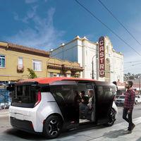 El Cruise Origin es el primer coche de conducción autónoma de General Motors previsto para una fabricación en serie