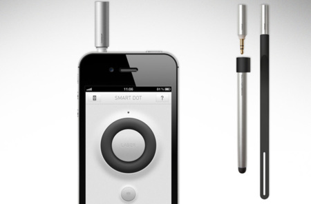 Smart Dot convierte tu smartphone en un puntero láser y un ratón