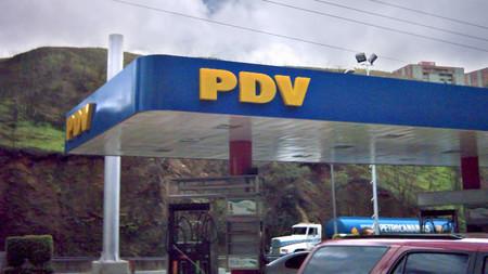 Gasolinera de Petróleos de Venezuela S.A.