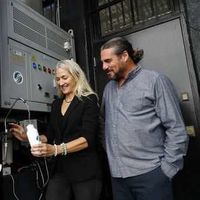 El premio XPrize For Water Abundance es para esta máquina que saca agua del aire