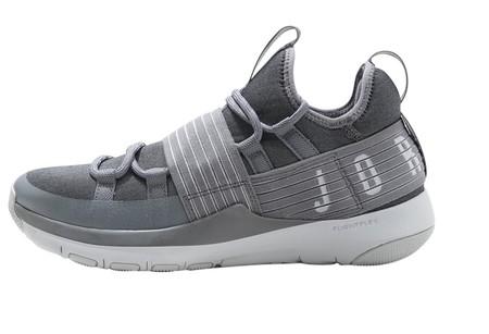 60% de descuento en las zapatillas Nike Jordan Trainer Pro en gris: ahora cuestan 43,95 euros en Zalando