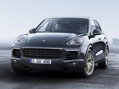 Más equipamiento para el Porsche Cayenne Platinum Edition