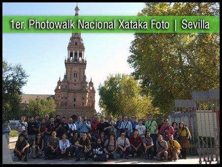 Photowalk en directo. Sevilla