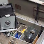 """Se subasta por primera vez una cámara Arca-Swiss 4×5"""" propiedad de Ansel Adams"""