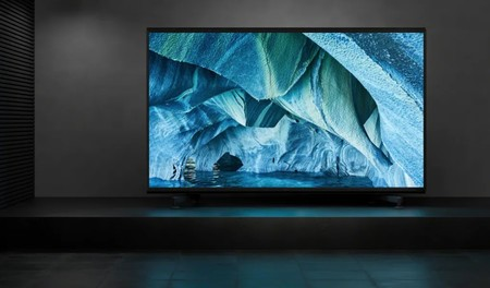"""Sony se apunta al 8K HDR con su nueva Master Series ZG9: un gigantesco televisor full LED de hasta 98"""" y soporte para AirPlay 2"""