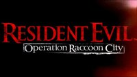 'Resident Evil: Operation Raccoon City'. Tráiler de debut