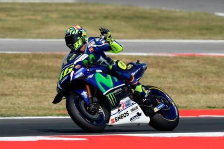 Valentino Rossi Misano 2016 Yamaha Motogp