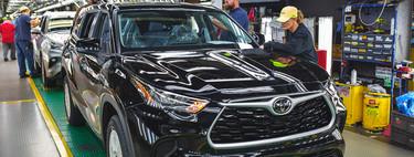 Toyota invierte 700 mdd para la producción de Highlander 2020