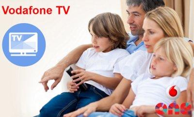 Vodafone TV permitirá acceder a la programación de los últimos 7 días sin necesidad de grabarlos