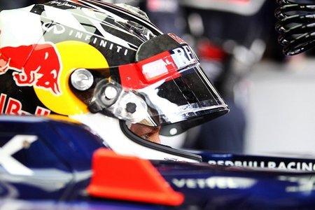 El RB8 saca de quicio a Sebastian Vettel