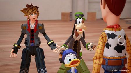 El mundo de Toy Story de Kingdom Hearts III será una secuela real de la película Toy Story 2