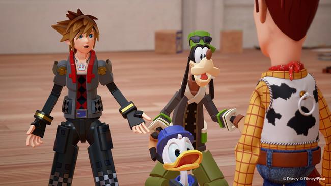 Kingdom Hearts Iii Toy Story 01