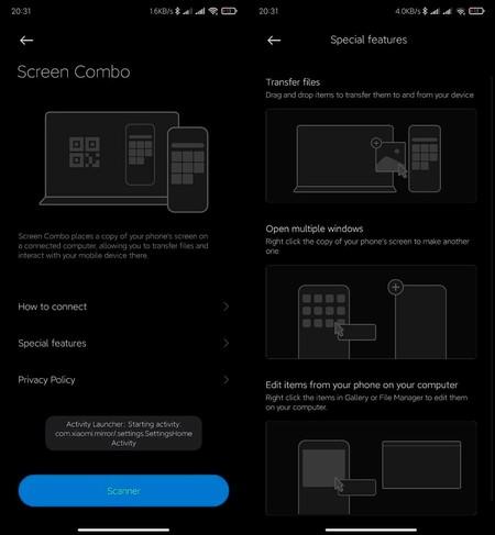 Xiaomi Screen Combo