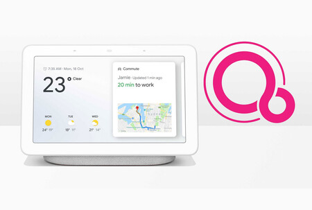 Google está actualizando a Fuchsia los Nest Hub de primera generación: así puedes comprobar qué sistema operativo usa tu altavoz