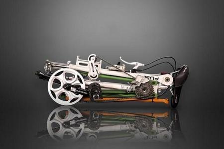Fubi Bike, bicicleta ultra compacta de tamaño completo
