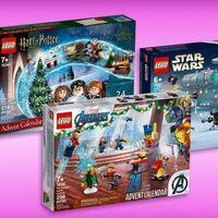 Sets navideños de LEGO de 'Avengers', 'Harry Potter' y 'Star Wars' disponibles en Amazon México: nuevos calendarios de adviento