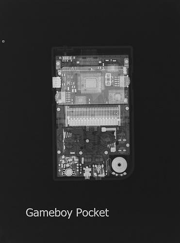 Foto de Consolas y pads vistas a través de una cámara con rayos X (19/24)