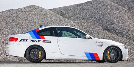 a-workx BMW M3 460cs, desluciendo al GTS