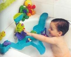 Juegos de bañera, Splash Acquapark