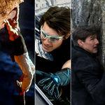 Todas las películas de 'Misión: Imposible' ordenadas de peor a mejor