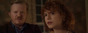 """""""El arte debe provocar"""". Jessie Buckley habla del final de 'Estoy pensando en dejarlo', su personaje y lo que más le asustó rodar"""