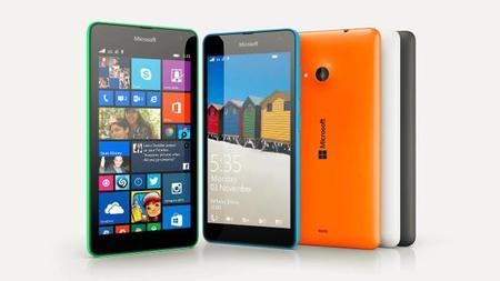 Microsoft insiste con la gama baja con el Lumia 535