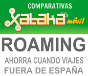 Comparativa Tarifas Roaming