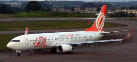 Gol B737 800 Curitiba