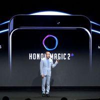 El Honor Magic 2 llegará con el nuevo Kirin 980, cámara frontal extraíble y carga rápida de 40W