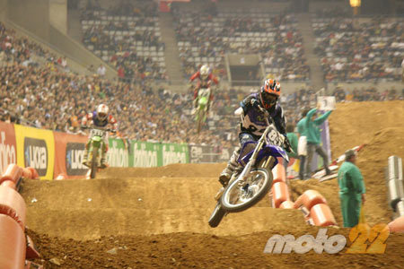 Supercross SX Indoor de Barcelona