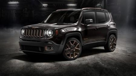 Jeep Renegade Zi You Xia Concept