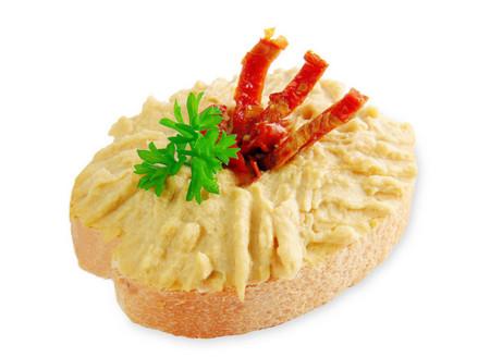 Sandwich Hummus