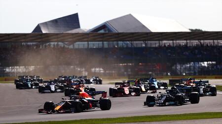 Verstappen Silverstone F1 2021