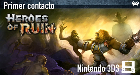 'Heroes of Ruin': primer contacto