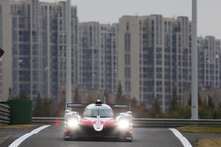Toyota Shanghai Wec 2019