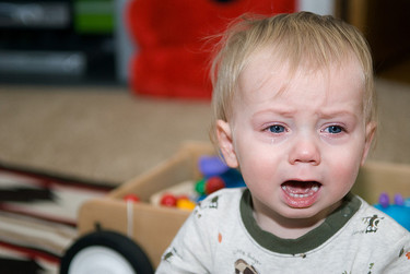 ¿Cómo es un bebé de alta demanda afectiva?