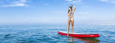 Paddle surf: una actividad divertida para ponerte en forma en verano disfrutando del mar